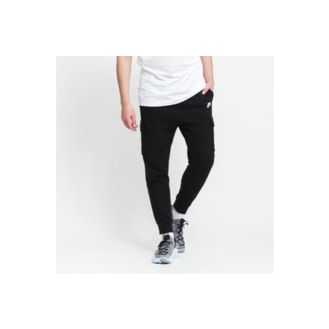 Nike M NSW Club FT Cargo Pant černé