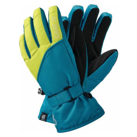 Dětské rukavice lyžařské Dare2B DBG318 Mischievous II Gl D20 Modré 8-10 let