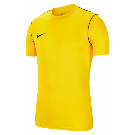 Dres Nike Park 20 Žlutá / Černá