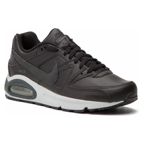 Boty NIKE - Air Max Command Leather 749760 001 Black/Anthracite/Neutral Grey