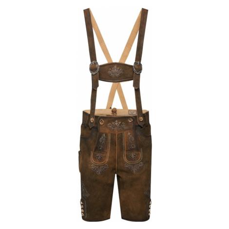 STOCKERPOINT Krojové kalhoty 'Beppo4' hnědá