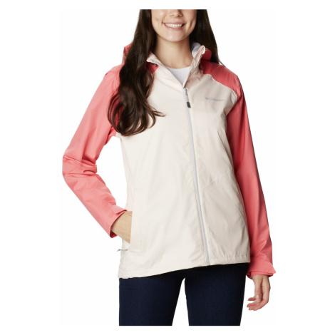 Bunda Columbia Inner Limits™ II Jacket W - světle růžová/růžová