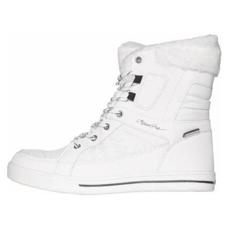 Dámská zimní obuv Alpine Pro RAMPARTA - bílá