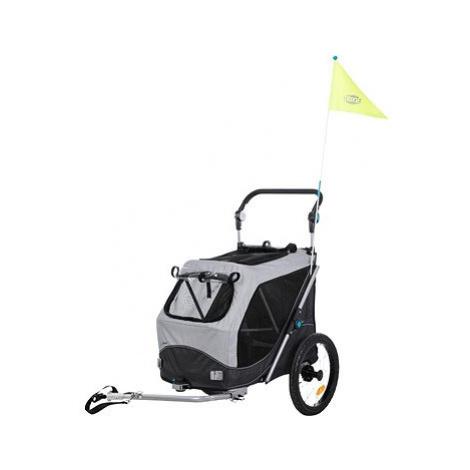 Trixie Vozík za jízdní kolo 74 × 95 × 103/143 cm