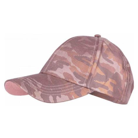Willard MISHA růžová - Dámská čepice s kšiltem