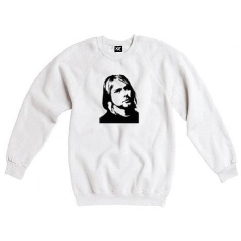 Dámská mikina bez kapuce Kurt Cobain