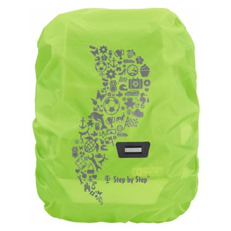 Pláštěnka pro školní aktovku nebo batoh Zelená Hama