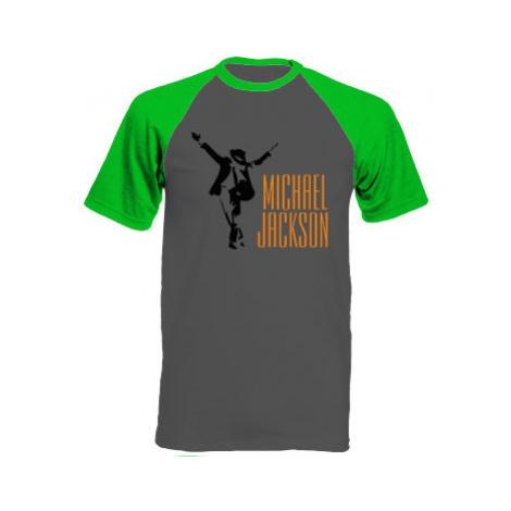 Pánské tričko Baseball Michael Jackson