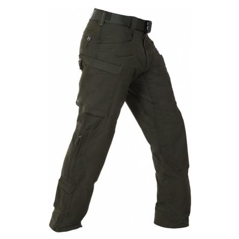 Kalhoty Defender First Tactical® - Olive Green