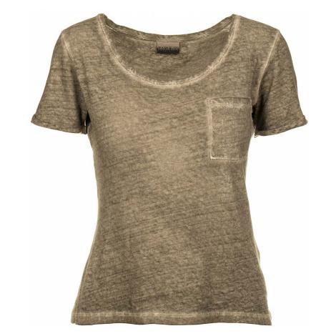 Napapijri dámské tričko khaki