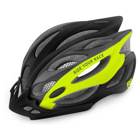 R2 helma WIND gray/neon yellow