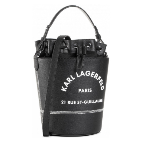 Kožená kabelka - KARL LAGERFELD