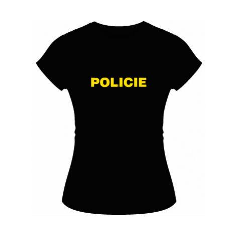 Dámské tričko Classic Policie