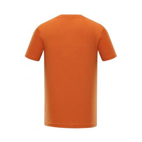 Pánské triko Alpine Pro UNEG 7 - oranžová