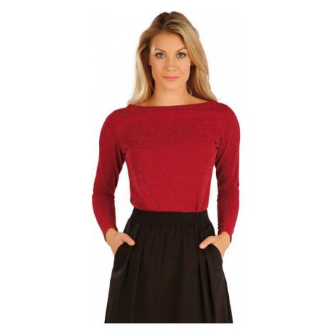 Dámský svetr Litex 7A015 | červená
