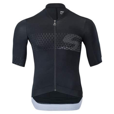 Cyklistický dres Ansino MD1608 - černá Silvini