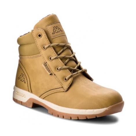Šněrovací obuv KAPPA Cammy Fur K 260637K Imitace kůže/-Ekologická kůže