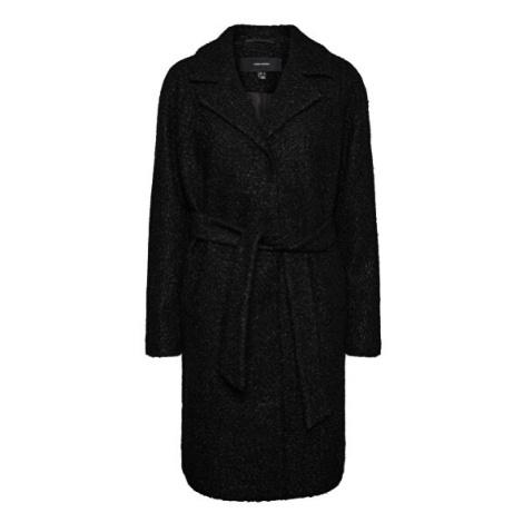 Vero Moda Dámský kabát VMTWIRLISIA Black