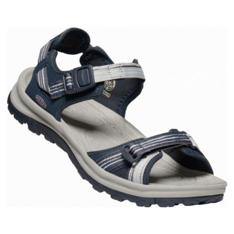Dámské sandály Keen Terradora II Open Toe Sandal W navy/light blue UK
