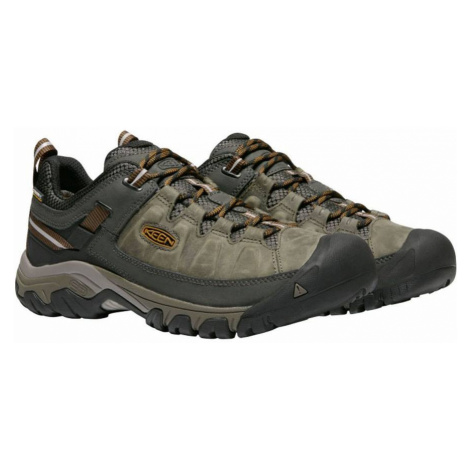 KEEN TARGHEE, black olive/golden brown,1017784 Hnědá
