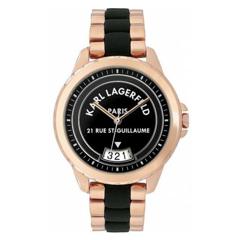 Zlaté hodinky KARL LAGERFELD