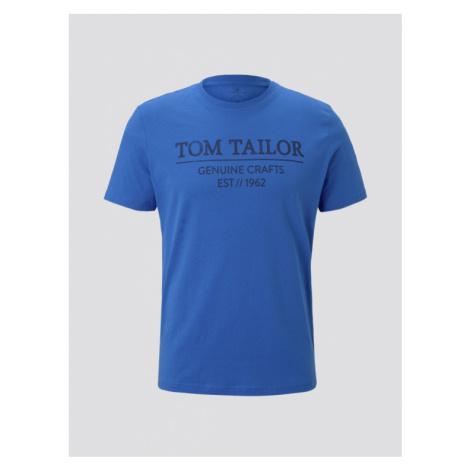 Tom Tailor pánské triko s logem 1021229/11045