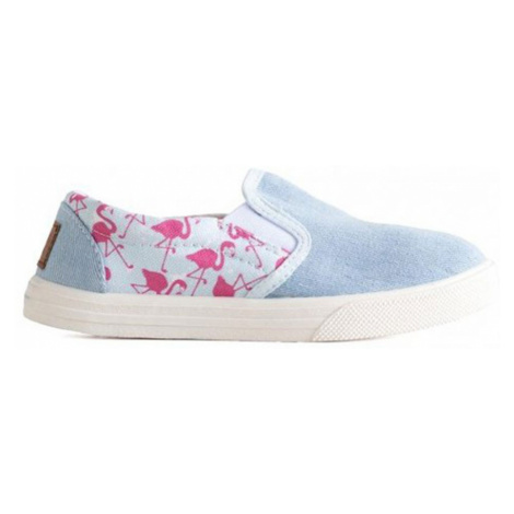 Slip-On BOSTON Flamingo Teen (Limitovaná edice) Oldcom
