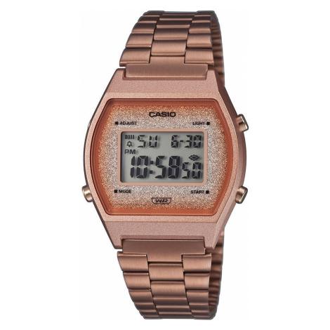 Casio B640WCG-5EF růžově zlaté