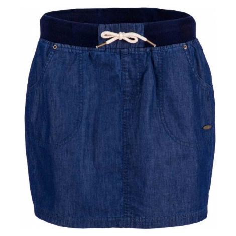 Willard KELIS tmavě modrá - Dámská sukně džínového vzhledu