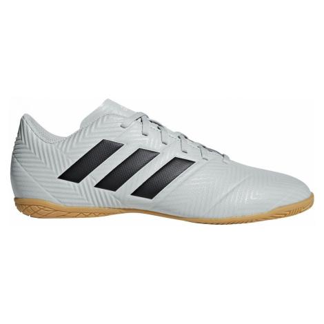 Sálovky Adidas Nemeziz Tango 18.4 IN Stříbrná