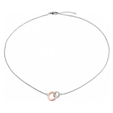 Boccia Titanium Dámský náhrdelník z titanu 08033-02