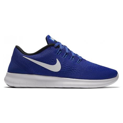 Dámská běžecká obuv Nike Free Run Modrá / Bílá
