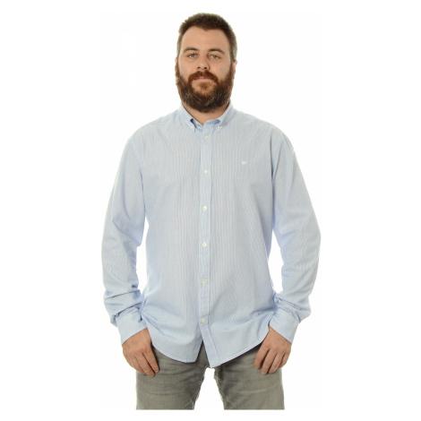 Košile Wrangler Button Down pánská světle modrá
