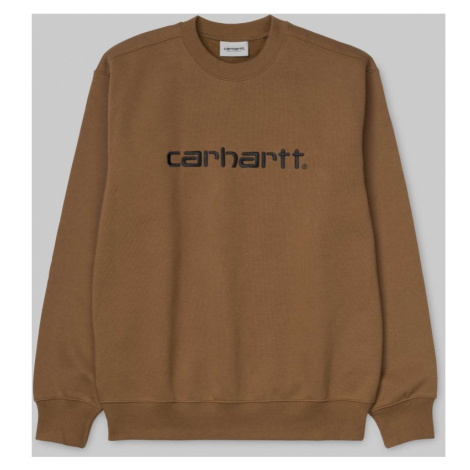 MIKINA CARHARTT Carhartt - hnědá Carhartt WIP