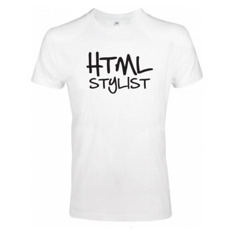 HTML Stylist - Geek Tričko