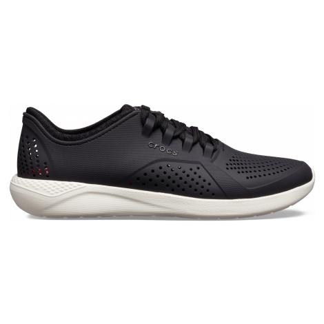 Crocs Men's LiteRide Pacer Black/White M7