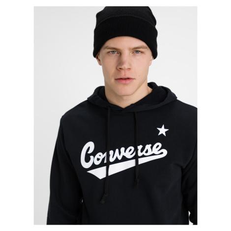 Nova Mikina Converse Černá