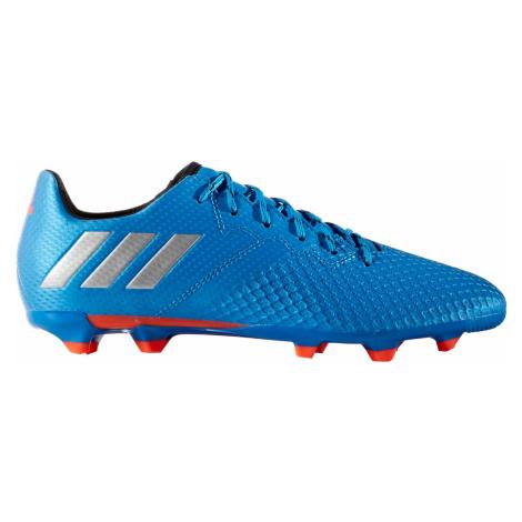 Dětské kopačky adidas Messi 16.3 FG J Modrá / Oranžová
