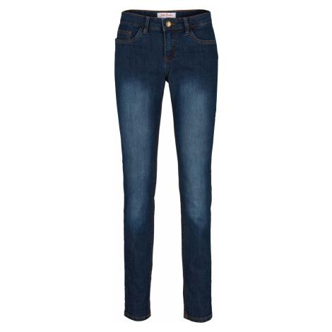 Pohodlné strečové džíny Skinny Bonprix