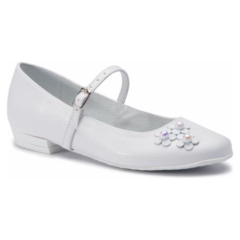 Polobotky ZARRO - 2417 M Bílá Zarro obuv