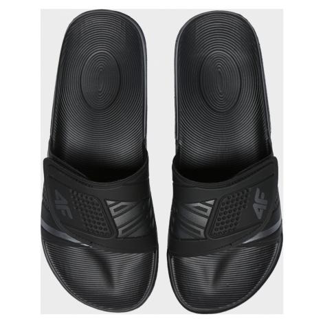 Pánské pantofle 4F KLM200 Černé