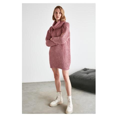 Women's turtleneck Trendyol Knitwear