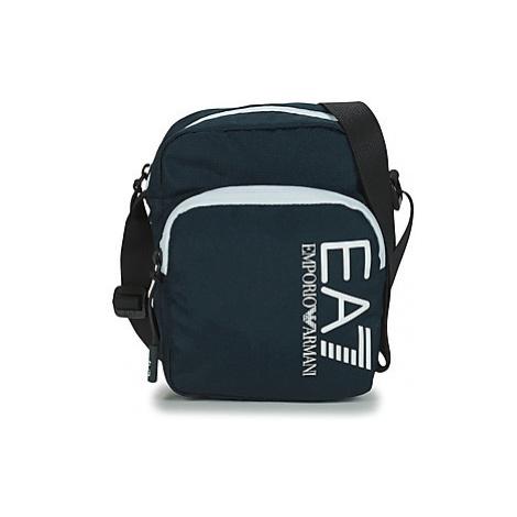 Emporio Armani EA7 TRAIN CORE U POUCH BAG SMALL A Modrá