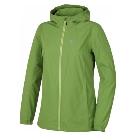 HANNAH DRIES Dámská outdoorová bunda 10002943HHX01 Greenery