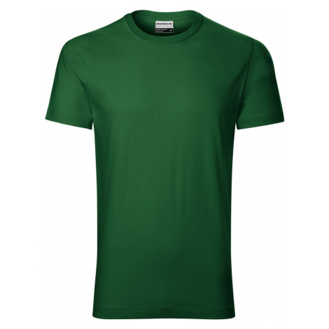 RIMECK Resist Pánské triko R0106 lahvově zelená
