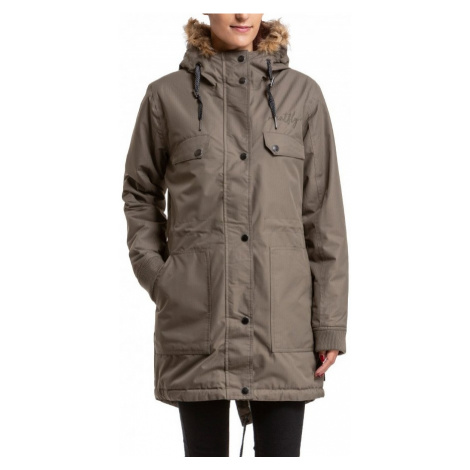 Bunda Meatfly Ruby 3 Parka a olive night