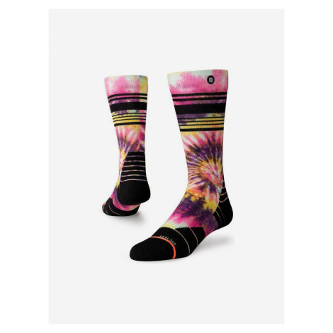 So Fly Snow Ponožky Stance Růžová