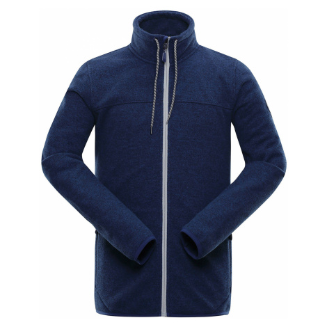 ALPINE PRO HOB 2 Pánský svetr MPLR072677 estate blue