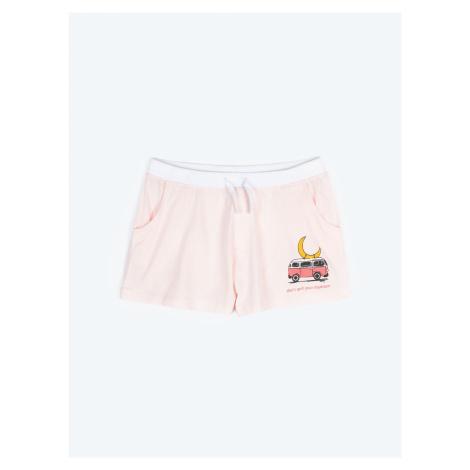GATE Pyžamové šortky s potiskem