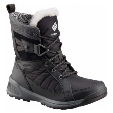 Columbia MEADOWS SHORTY OH černá - Dámská zimní obuv